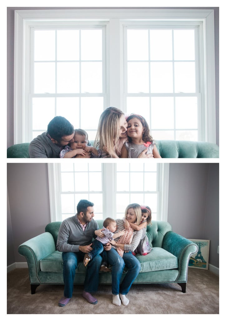 Pittsburgh In Home Family Lifestyle Photographer
