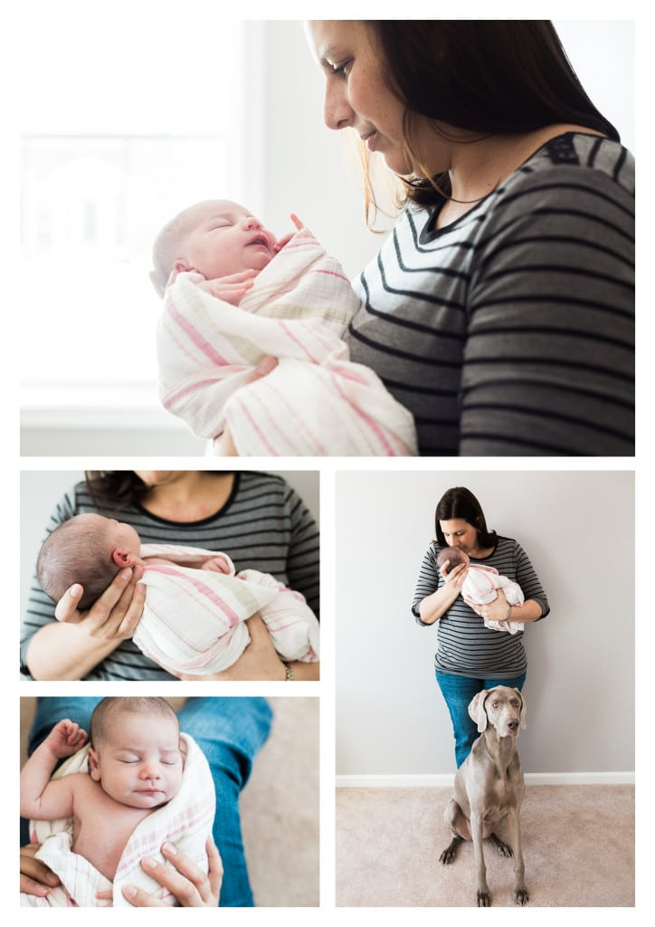 Pittsburgh In Home Newborn Photographer