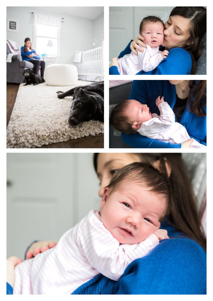 Pittsburgh Lifestyle Newborn Photographer