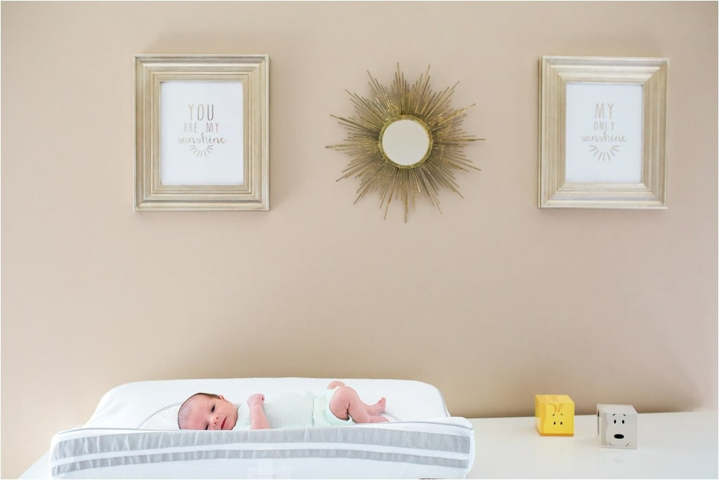 Pittsburgh Lifestyle Newborn Photography
