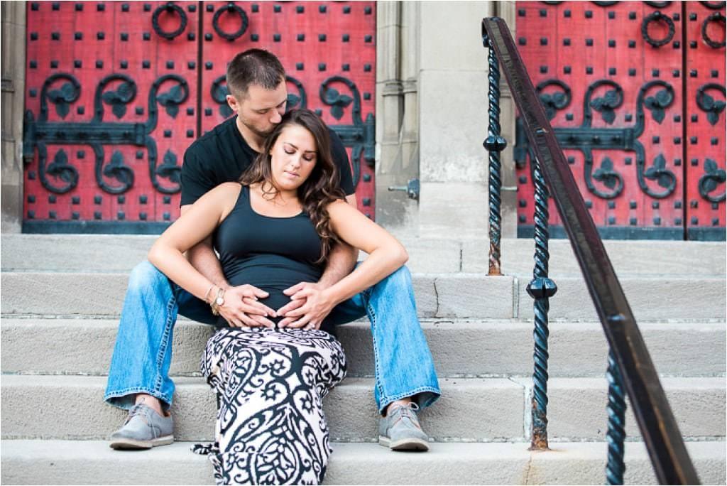 Pittsburgh Maternity Photographer