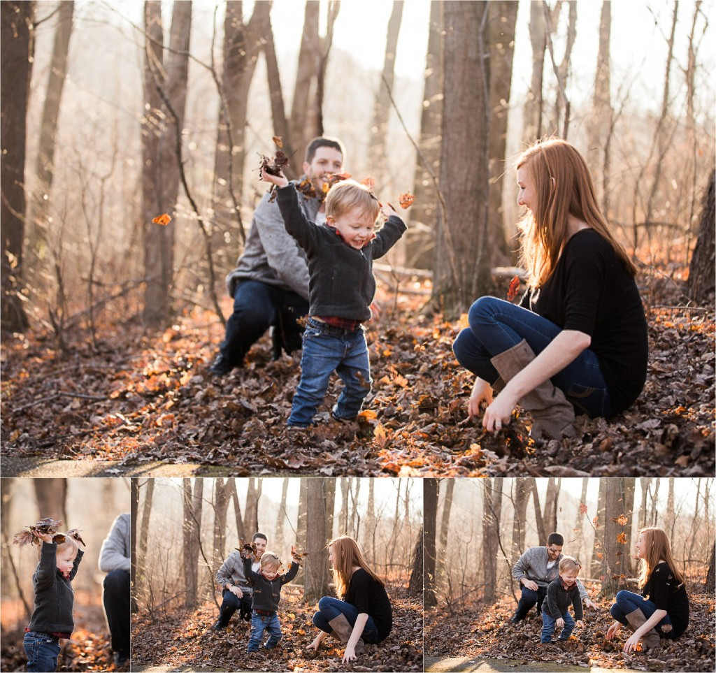 Pittsburgh Family Photography at Home