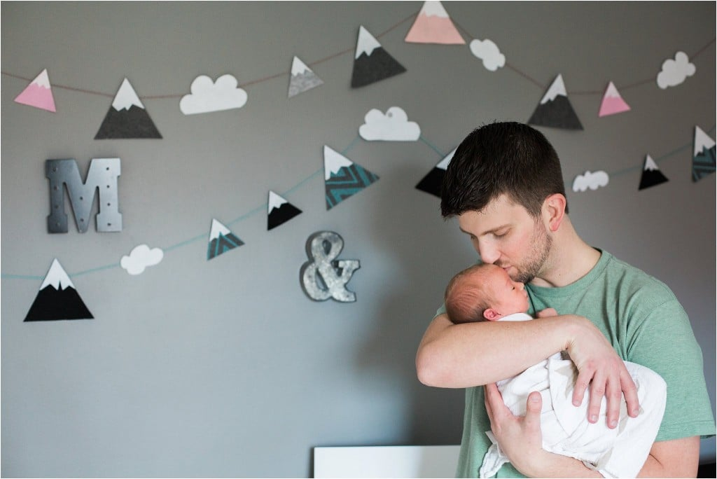 Pittsburgh Newborn and Family Photography