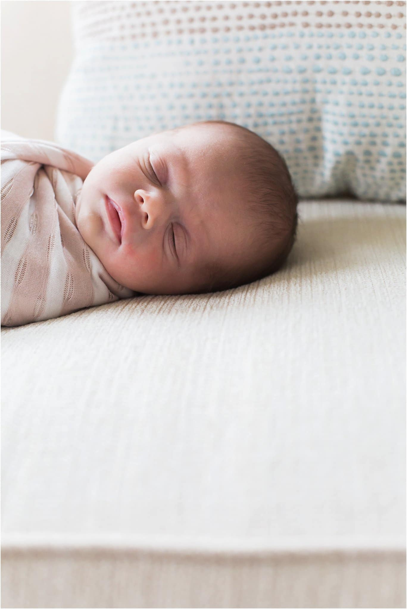 Pittsburgh In-Home Newborn Photography