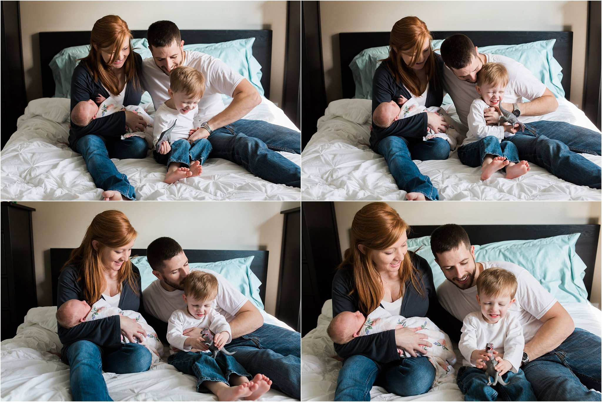 Pittsburgh Newborn Photography In Home