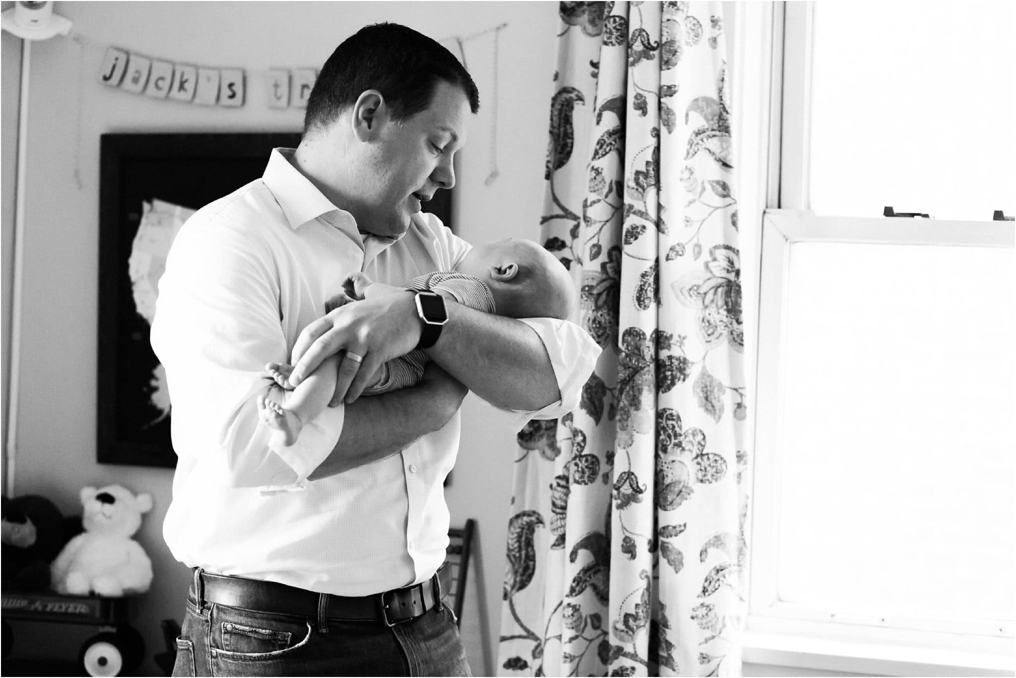Newborn Photography Pittsburgh - lifestyle