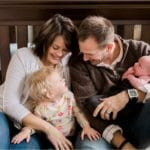 Newborn and family Photography in Pittsburgh