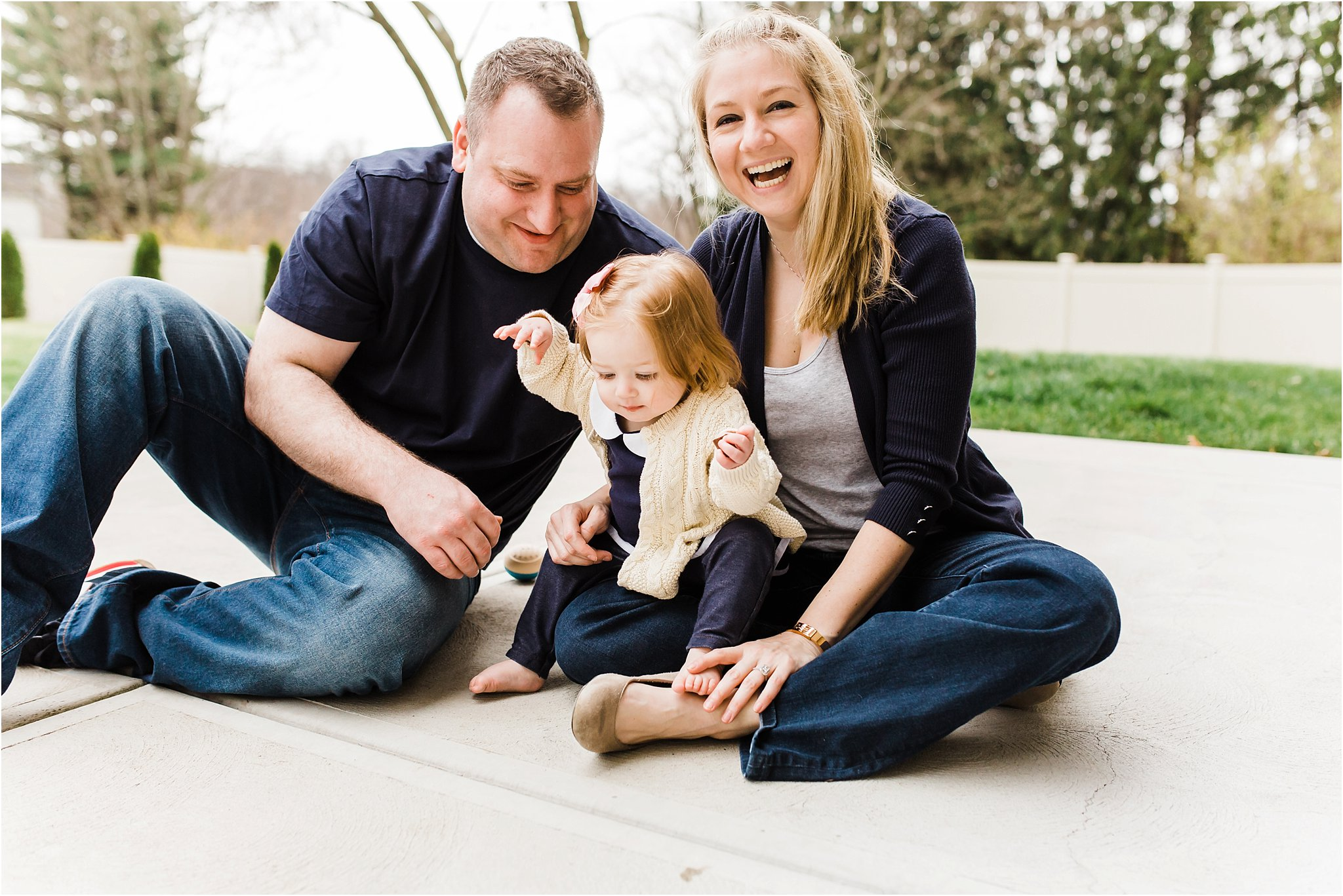 Lifestyle Family Photographer Pittsburgh