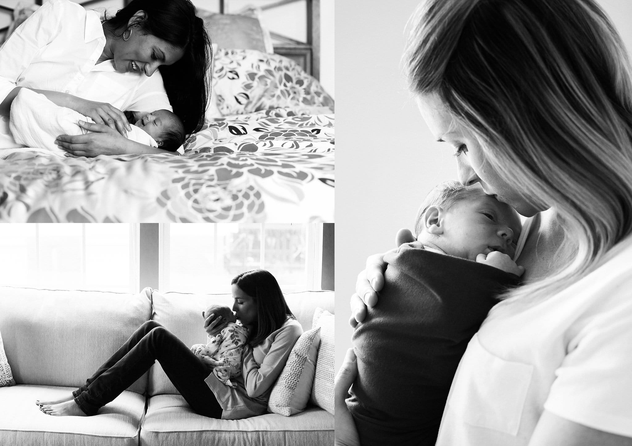 Pittsburgh Family and Newborn Photographer - Motherhood