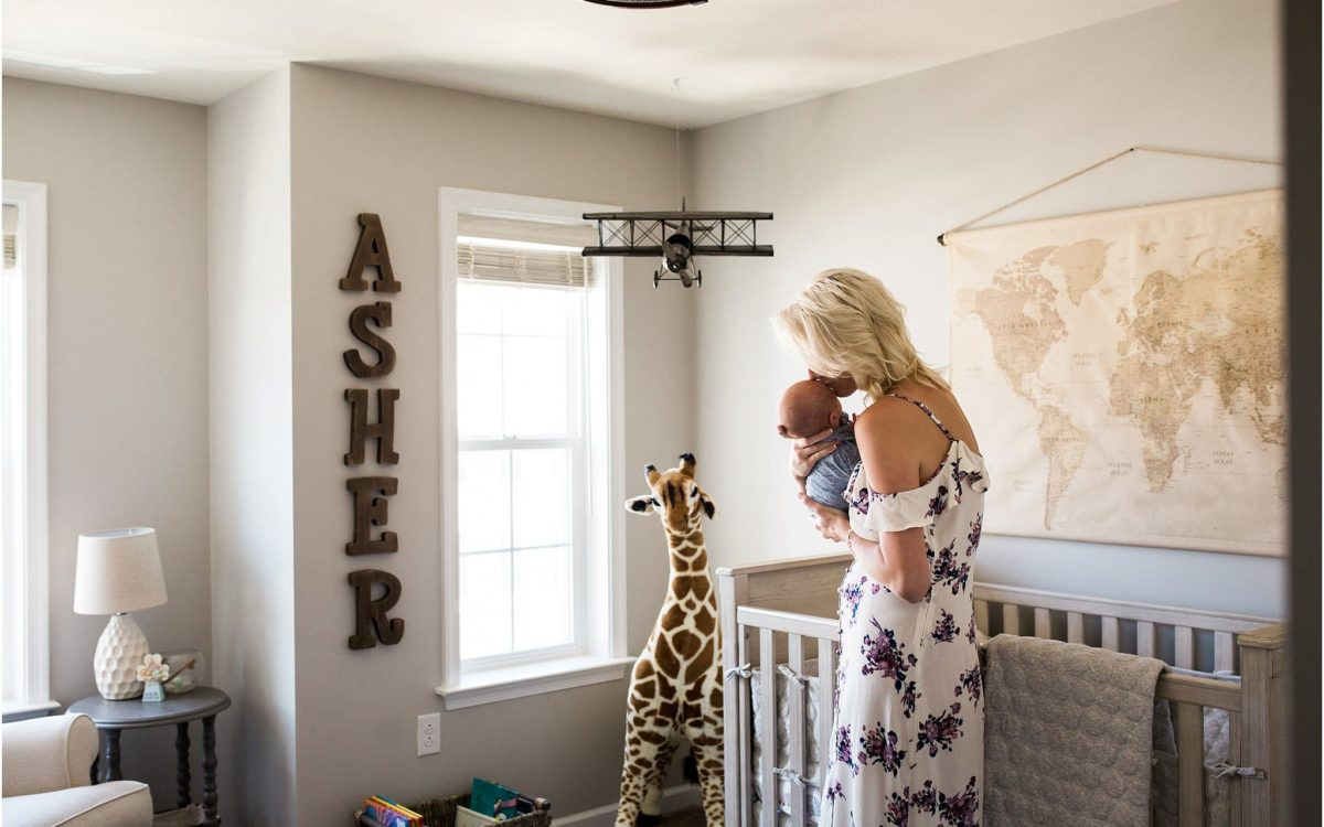 BRAND NEW: BABY ASHER (PITTSBURGH NEWBORN)