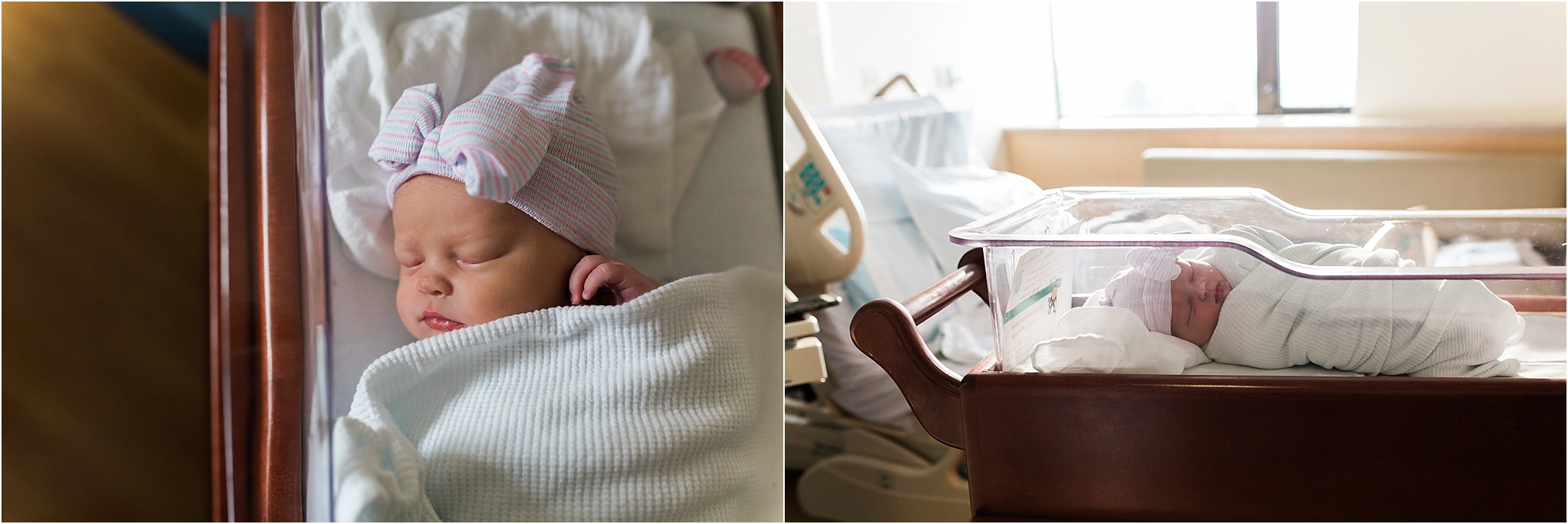 Newborn photos at West Penn Hospital in Pittsburgh PA