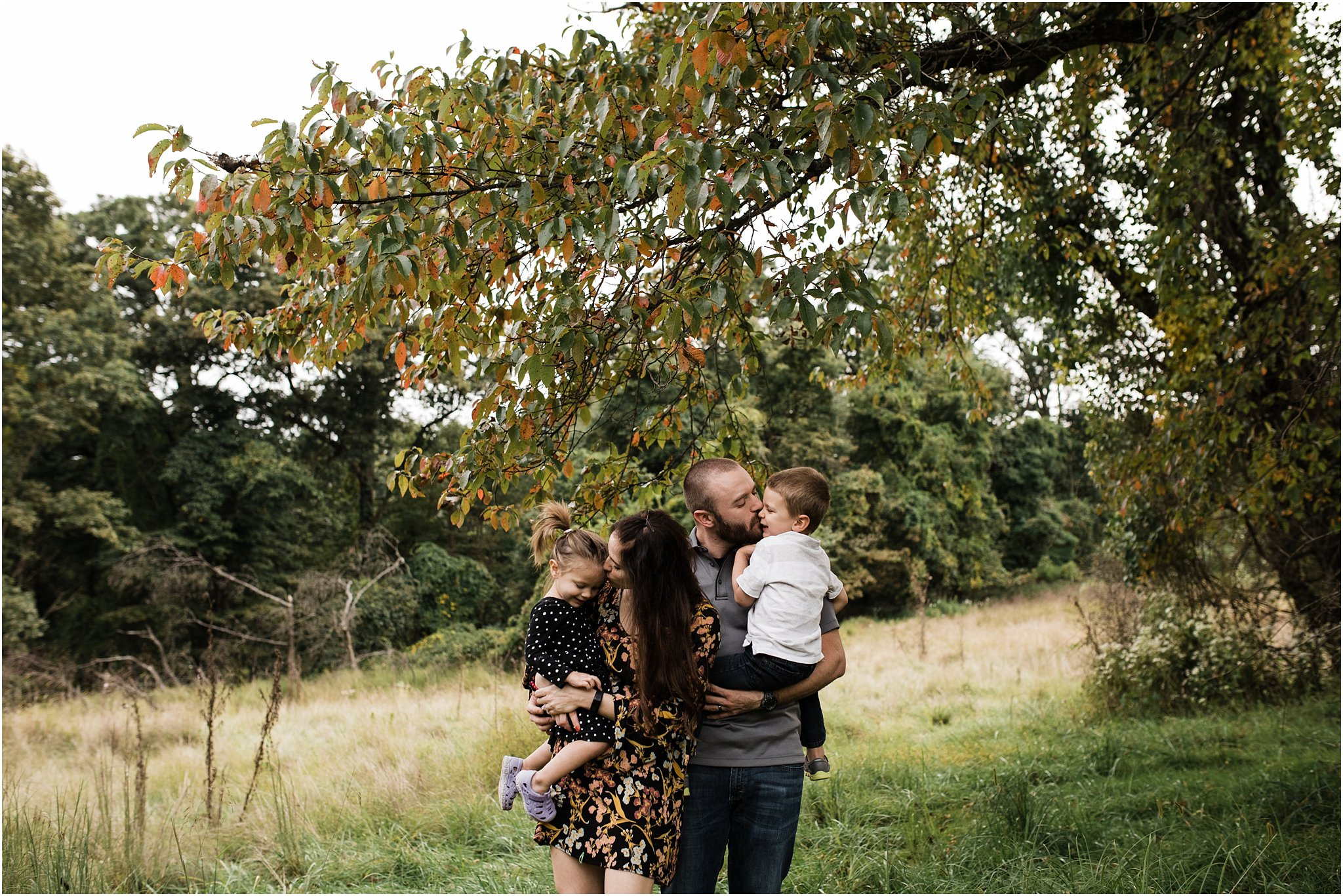 pittsburgh family photos at north park