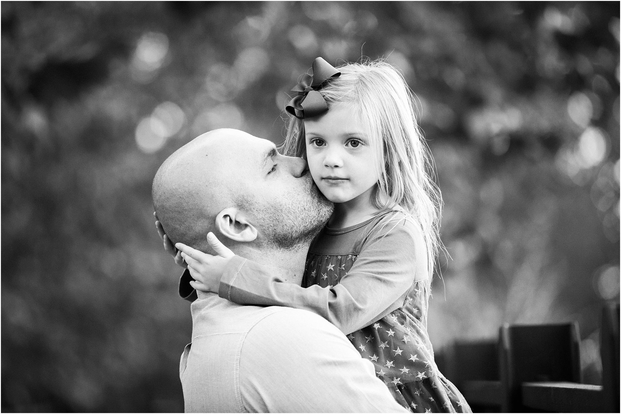 father and daughter photograph