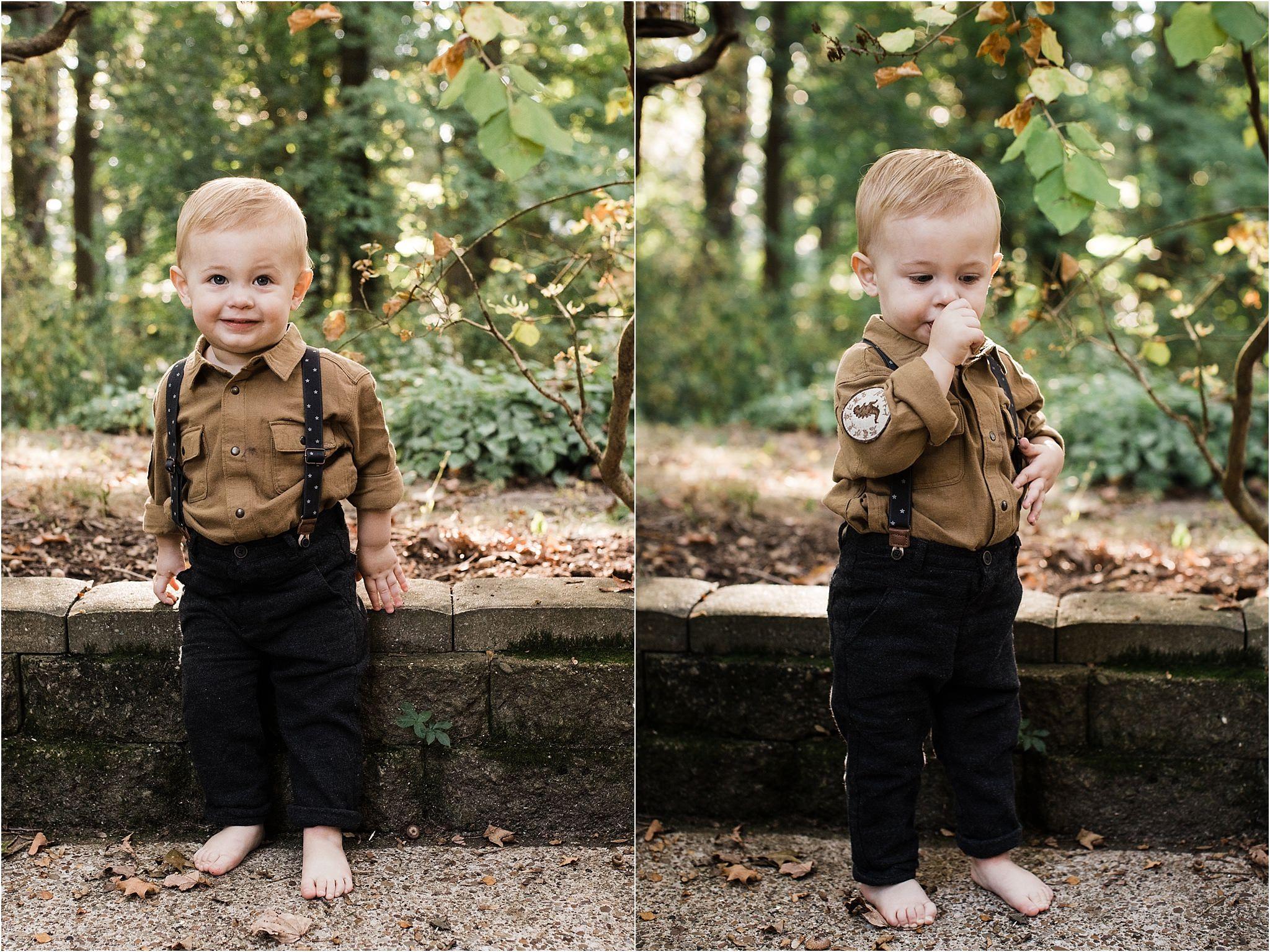 one year old boy photos