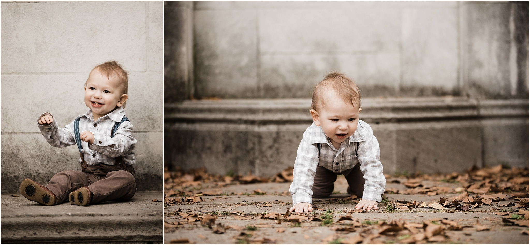crawling baby photos
