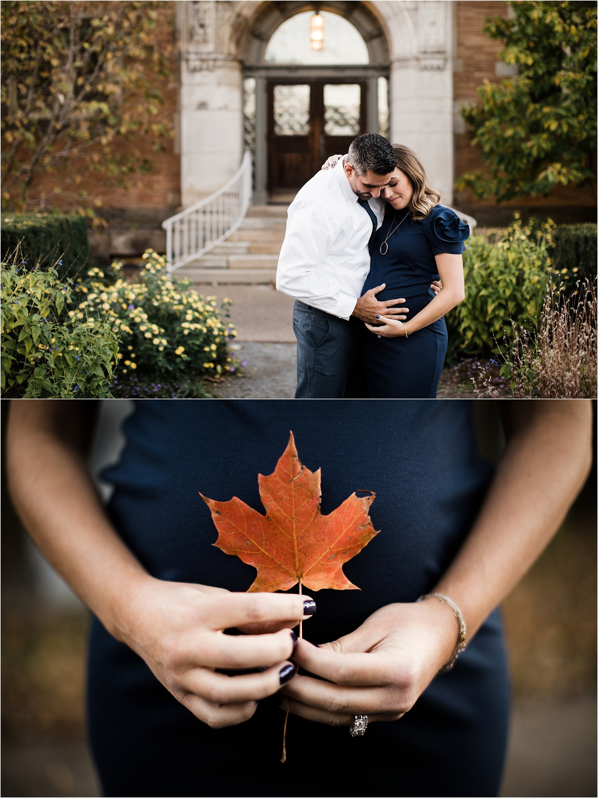 Fall Pittsburgh Maternity session