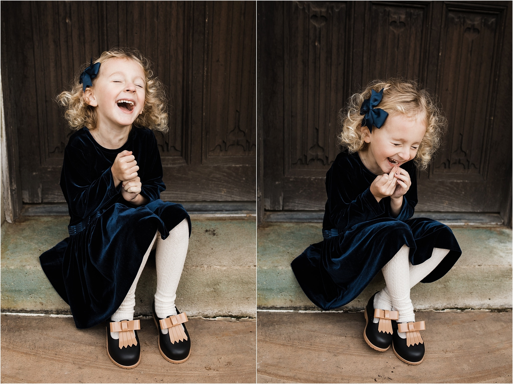 Natural, laid back and fun family photos at Hartwood Acres in Pittsburgh