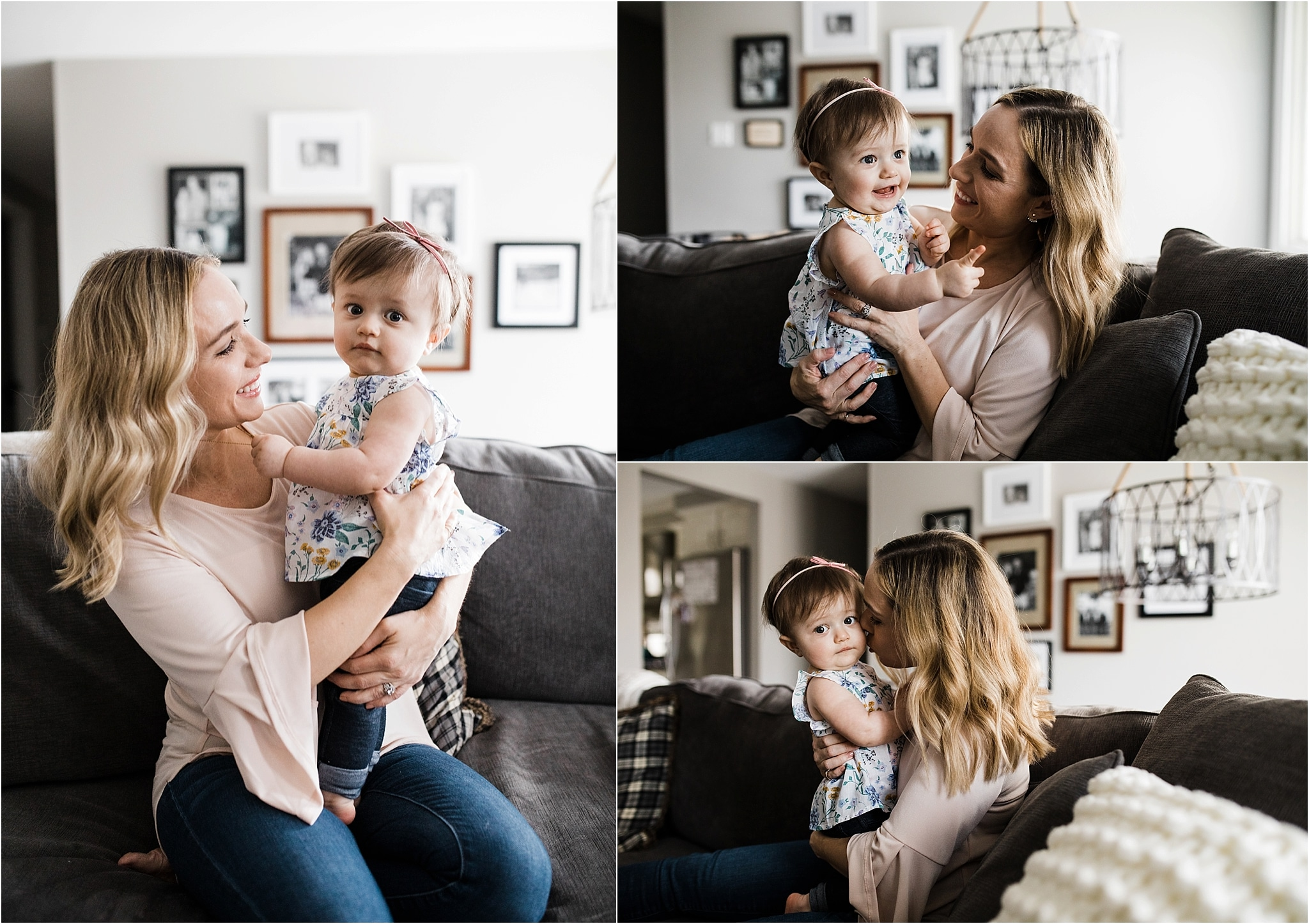 MOTHER AND DAUGHTER PHOTOS AT HOME