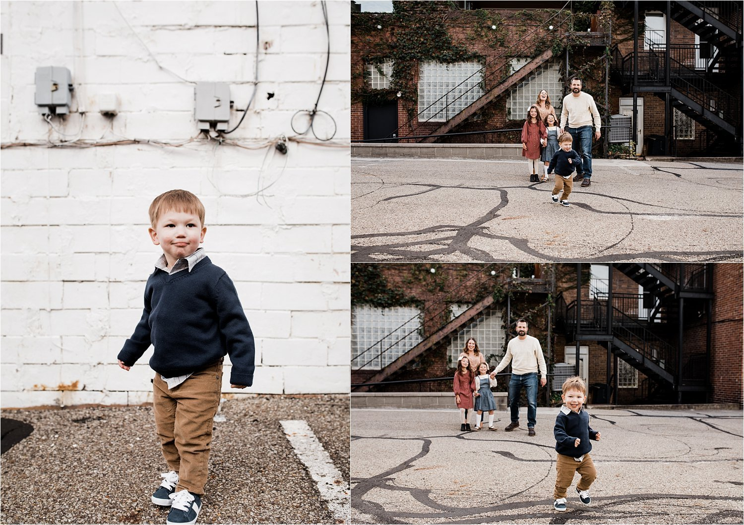 Natural family photos in pittsburgh