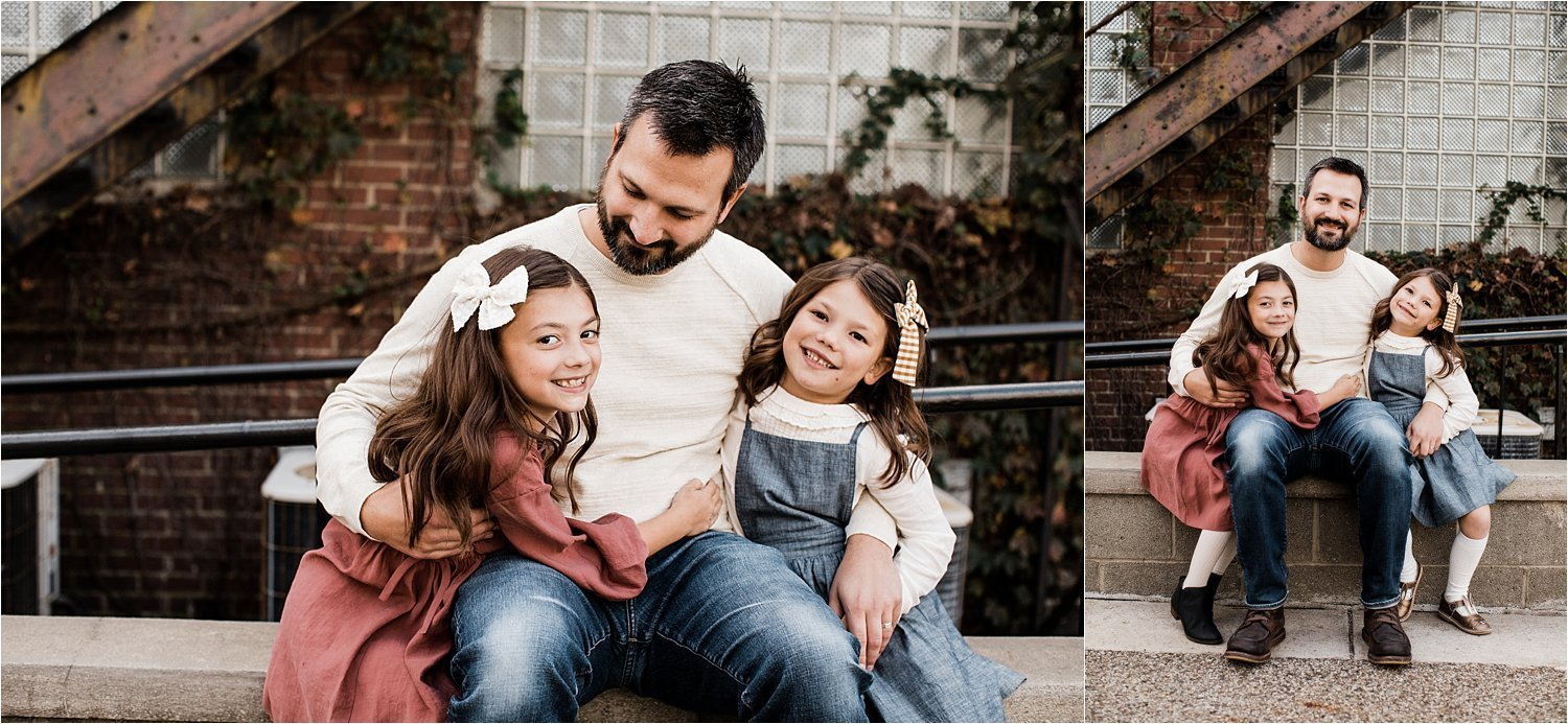 father her and daughter images in pittsburgh sewickley village