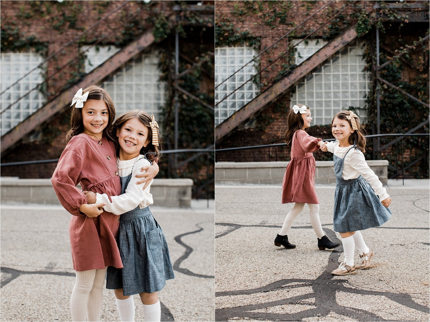 adorable photos of sisters
