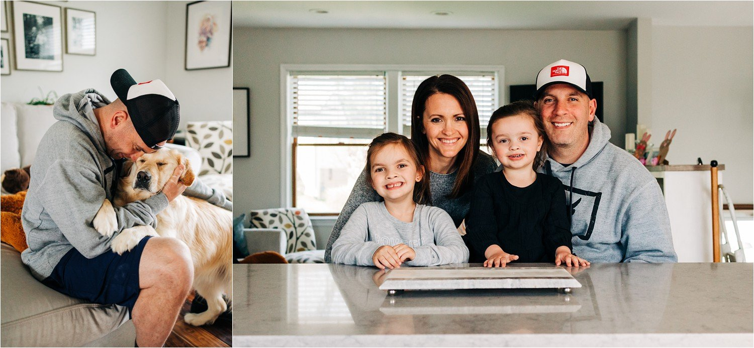 Pittsburgh family photographer covid-19 personal update