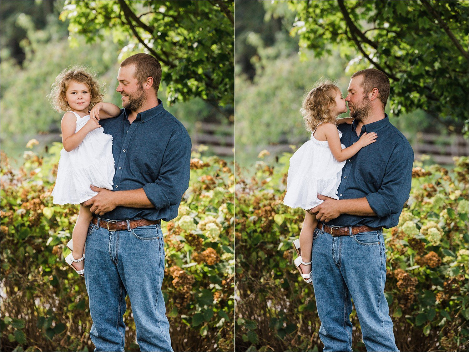 sweet father and daughter photos