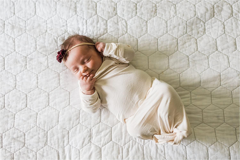 natural newborn photo